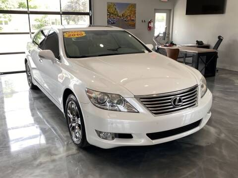 2010 Lexus LS 460 for sale at Crossroads Car & Truck in Milford OH