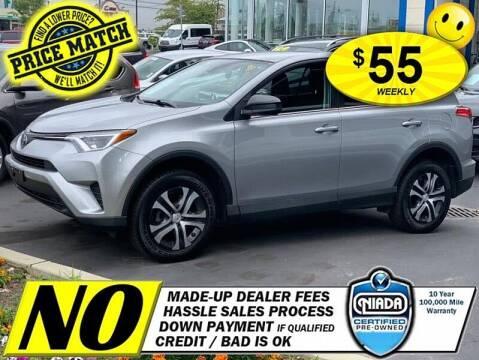 2017 Toyota RAV4 for sale at AUTOFYND in Elmont NY