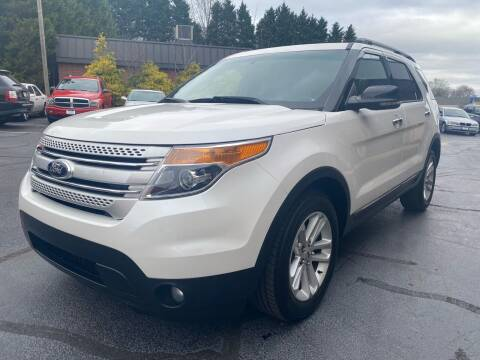 2013 Ford Explorer for sale at Viewmont Auto Sales in Hickory NC