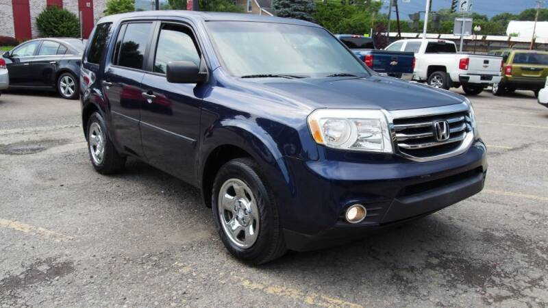 2013 Honda Pilot for sale at Just In Time Auto in Endicott NY