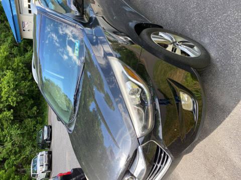 2015 Hyundai Tucson for sale at WHARTON'S AUTO SVC & USED CARS in Wheeling WV