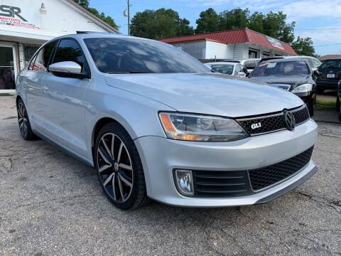 2012 Volkswagen Jetta for sale at SR Motors Inc in Gainesville GA