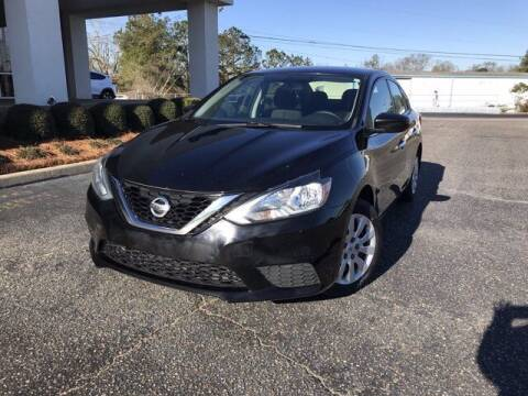 2017 Nissan Sentra for sale at Mike Schmitz Automotive Group in Dothan AL