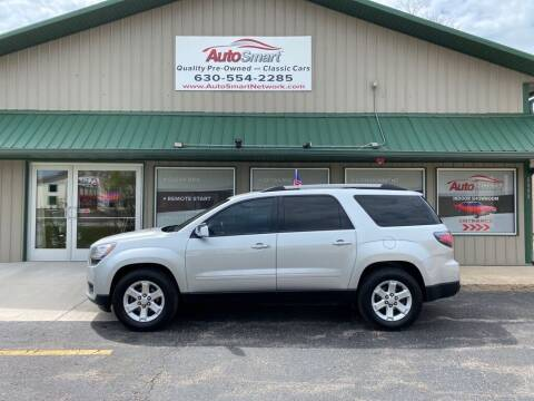 2015 GMC Acadia for sale at AutoSmart in Oswego IL