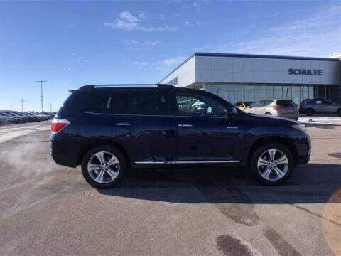 2013 Toyota Highlander for sale at Schulte Subaru in Sioux Falls SD