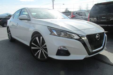 2020 Nissan Altima for sale at Tilleys Auto Sales in Wilkesboro NC