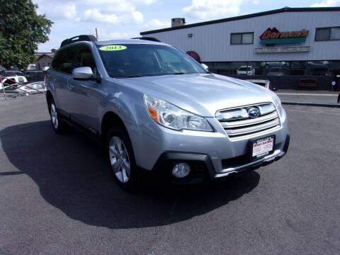2013 Subaru Outback for sale at Dorman's Auto Center inc. in Pawtucket RI