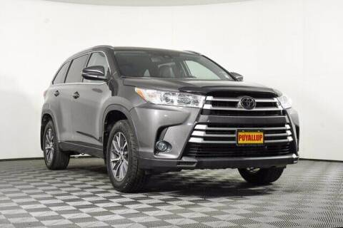 2018 Toyota Highlander for sale at Chevrolet Buick GMC of Puyallup in Puyallup WA