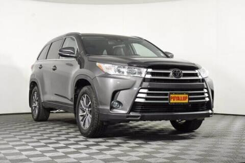2018 Toyota Highlander for sale at Washington Auto Credit in Puyallup WA