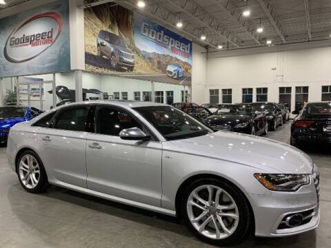 2015 Audi S6 for sale at Godspeed Motors in Charlotte NC