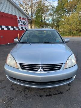 2006 Mitsubishi Lancer for sale at GMG AUTO SALES in Scranton PA