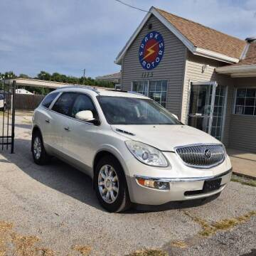 2011 Buick Enclave for sale at Spark Motors in Kansas City MO