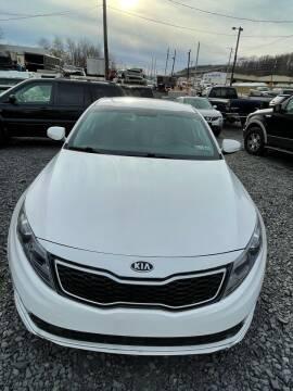2011 Kia Optima Hybrid for sale at Keyser Autoland llc in Scranton PA