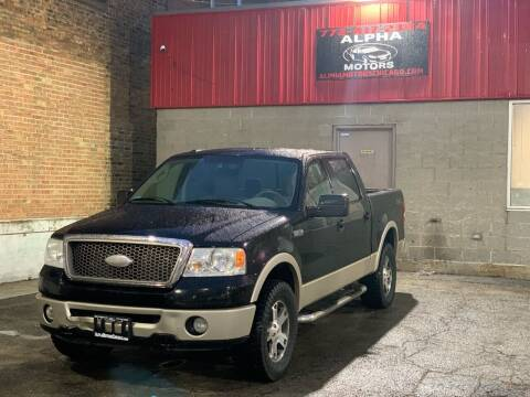 2007 Ford F-150 for sale at Alpha Motors in Chicago IL