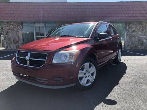 2007 Dodge Caliber for sale at L & M Auto Broker in Stone Mountain GA