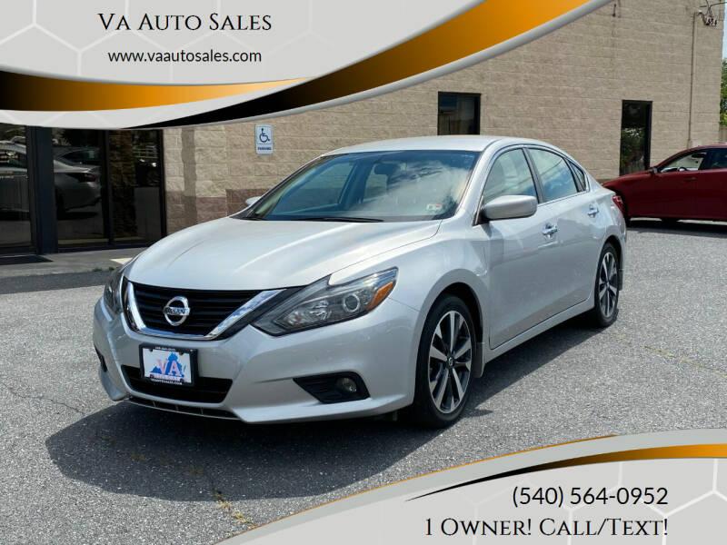 2017 Nissan Altima for sale at Va Auto Sales in Harrisonburg VA