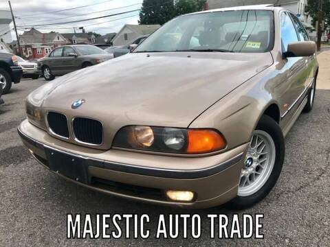 1999 BMW 5 Series for sale at Majestic Auto Trade in Easton PA