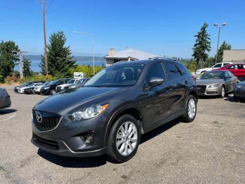 2015 Mazda CX-5 for sale at KARMA AUTO SALES in Federal Way WA