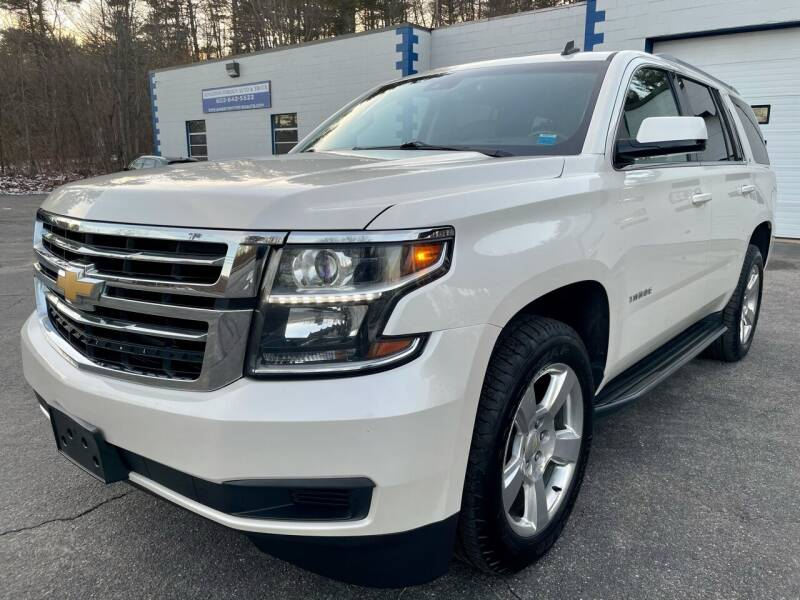 2015 Chevrolet Tahoe for sale at Kingston Foreign Auto & Truck in Kingston NH