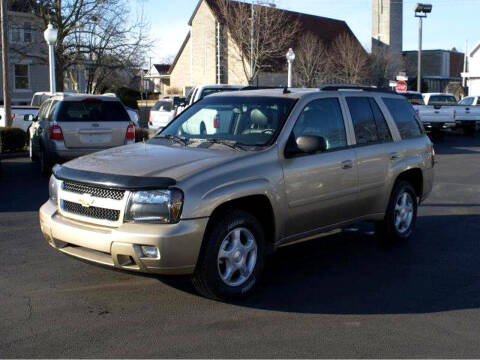 2006 Chevrolet TrailBlazer for sale at Moser Motors Of Portland in Portland IN