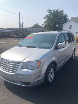 2008 Chrysler Town and Country for sale at Red Top Auto Sales in Scranton PA