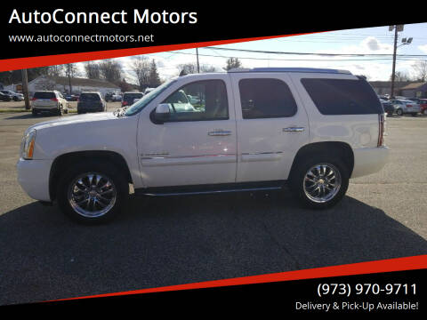2007 GMC Yukon for sale at AutoConnect Motors in Kenvil NJ