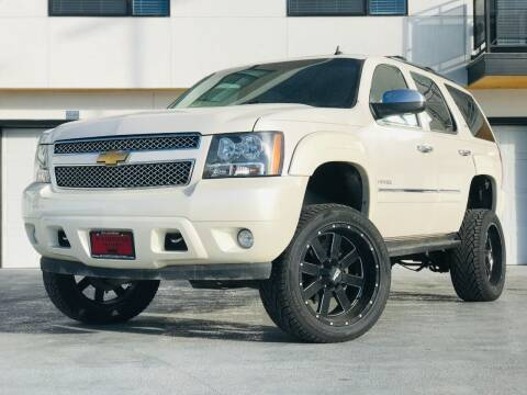 2012 Chevrolet Tahoe for sale at Avanesyan Motors in Orem UT