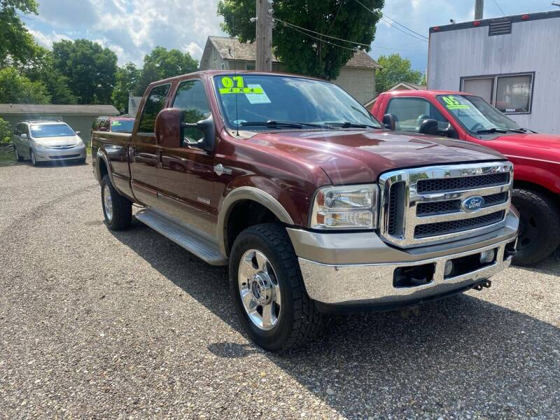 2007 Ford F-350 Super Duty for sale at Knights Auto Sale in Newark OH