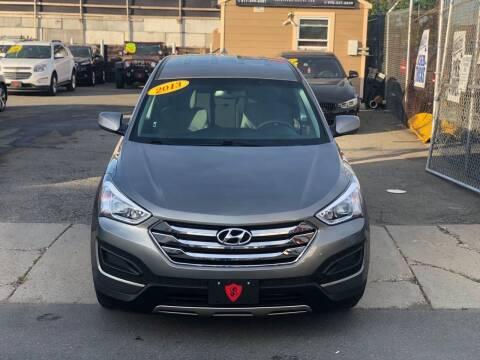 2013 Hyundai Santa Fe Sport for sale at Top Gear Cars LLC in Lynn MA