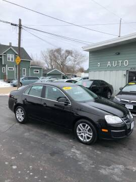 2007 Volkswagen Jetta for sale at SHEFFIELD MOTORS INC in Kenosha WI