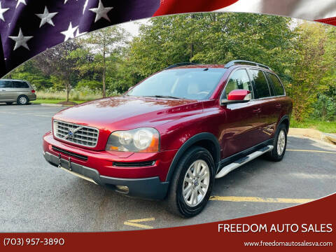 2008 Volvo XC90 for sale at Freedom Auto Sales in Chantilly VA