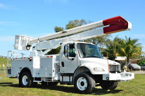 2007 Freightliner M2 106 for sale at American Trucks and Equipment in Hollywood FL