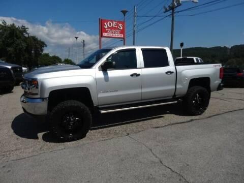 2017 Chevrolet Silverado 1500 for sale at Joe's Preowned Autos in Moundsville WV