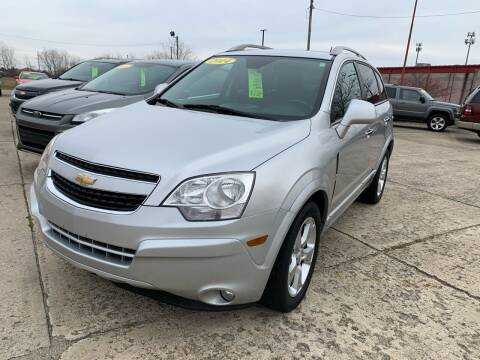 2014 Chevrolet Captiva Sport for sale at Cars To Go in Lafayette IN