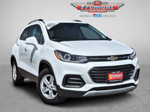2020 Chevrolet Trax for sale at Rocky Mountain Commercial Trucks in Casper WY