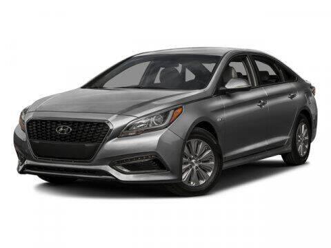 2016 Hyundai Sonata Hybrid for sale at AutoJacksTX.com in Nacogdoches TX