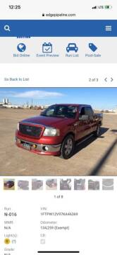 2007 Ford F-150 for sale at Victoria Pre-Owned in Victoria TX