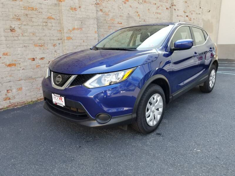 2018 Nissan Rogue Sport for sale at GTR Auto Solutions in Newark NJ