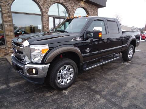 2016 Ford F-350 Super Duty for sale at VON GLAHN AUTO SALES in Platteville WI