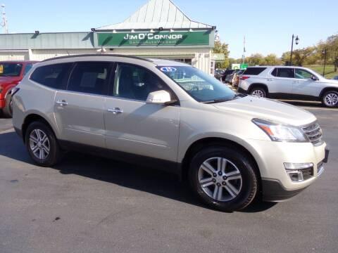 2015 Chevrolet Traverse for sale at Jim O'Connor Select Auto in Oconomowoc WI