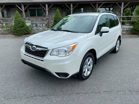2014 Subaru Forester for sale at Highland Auto Sales in Boone NC