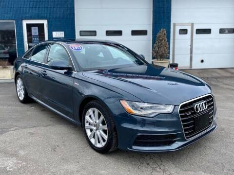 2013 Audi A6 for sale at Saugus Auto Mall in Saugus MA
