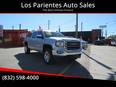 2017 GMC Sierra 1500 for sale at Los Parientes Auto Sales in Houston TX