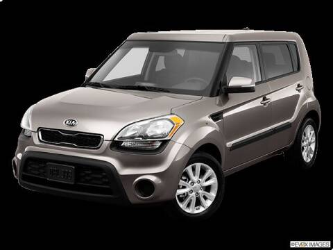 2013 Kia Soul for sale at Econo Auto Sales Inc in Raleigh NC