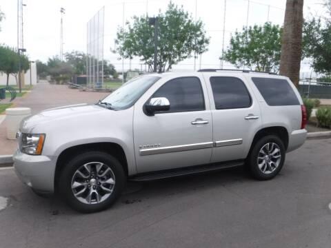 2008 Chevrolet Tahoe for sale at J & E Auto Sales in Phoenix AZ
