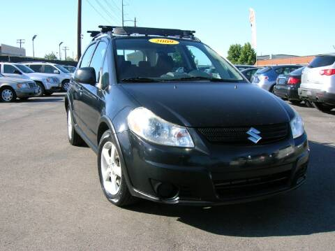 2009 Suzuki SX4 Crossover for sale at Avalanche Auto Sales in Denver CO