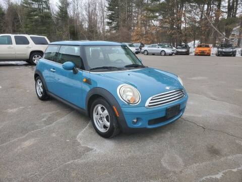 2007 MINI Cooper for sale at Pelham Auto Group in Pelham NH