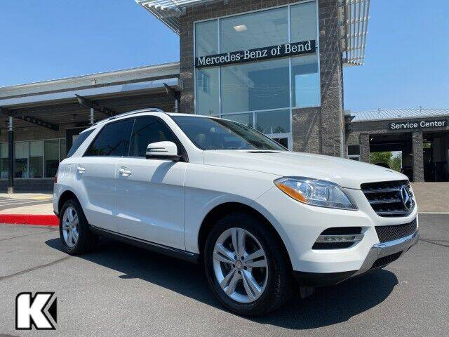 2014 Mercedes-Benz M-Class for sale in Bend, OR