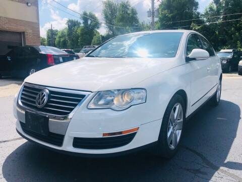 2008 Volkswagen Passat for sale at Quality Auto Sales And Service Inc in Westchester IL