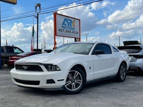 2011 Ford Mustang for sale at Ark Motors in Orlando FL